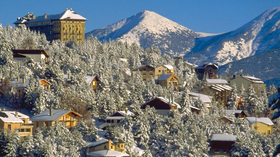 Location De Ski Font Romeu